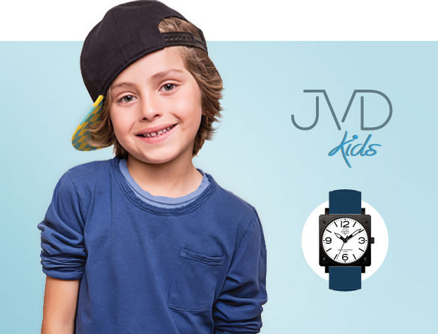 JVD KIDS ZEGARKI GIRLS & BOYS