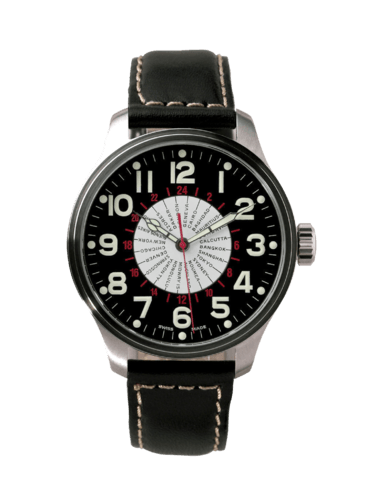 8563WT-b1   Pilot Oversized World Timer