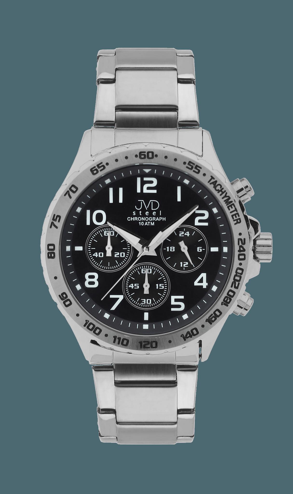 756c76a70cf Náramkové hodinky JVD Steel J1079.2 - cs