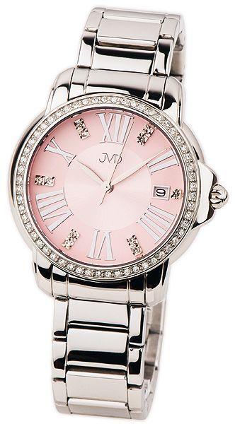 dbff612e1fb Náramkové hodinky JVD steel W33.3 - cs
