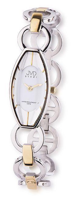 Náramkové hodinky JVD steel J4094.2 - cs  983a2c0bbb9