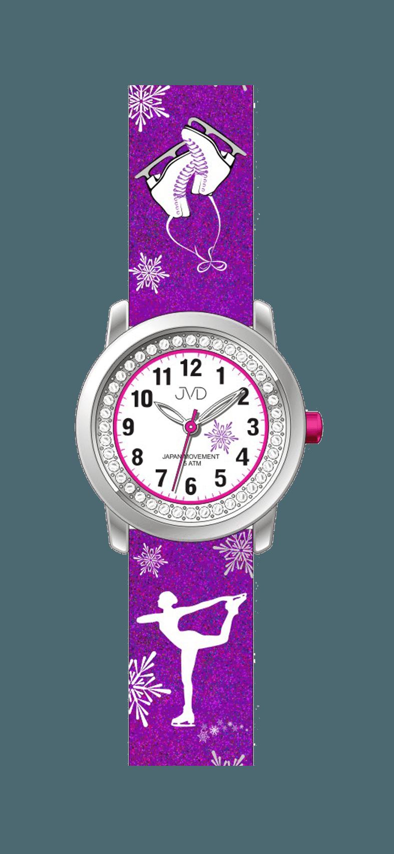 Dětské náramkové hodinky JVD J7170.1 - cs  aa4b1268ac7