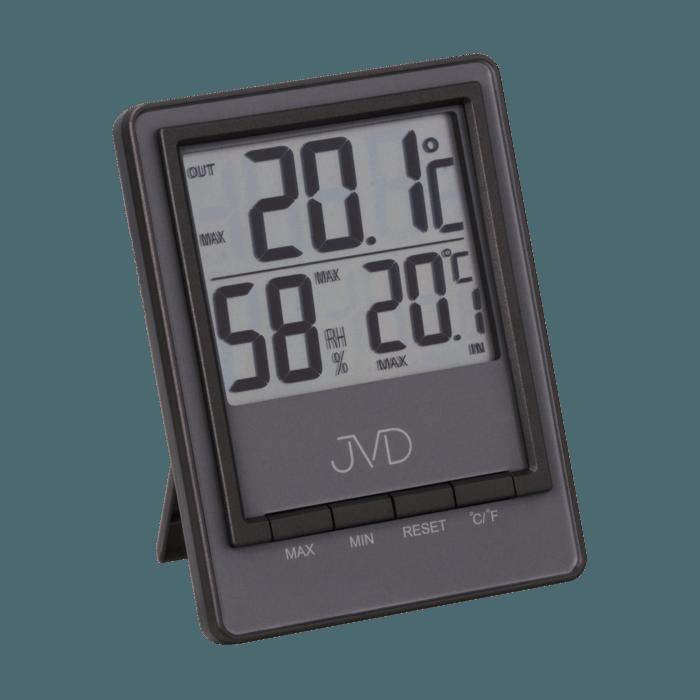 Digit�lny teplomer s vlhkomerom JVD system T28