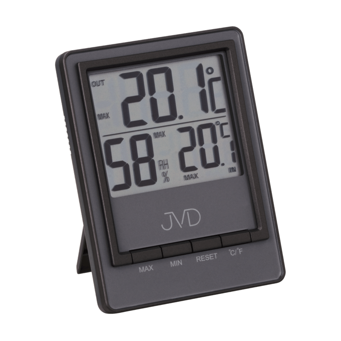Digitбlny teplomer s vlhkomerom JVD system T28