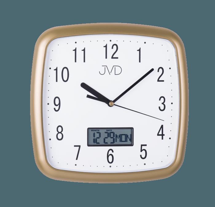 N�stenn� hodiny JVD DH615.3 kombi