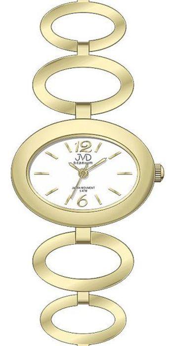 N�ramkov� hodinky JVD titanium