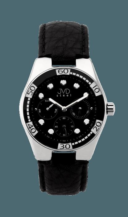 N�ramkov� hodinky Steel JVDW 52.2