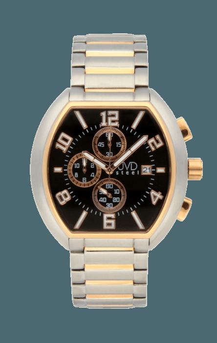 N�ramkov� hodinky Steel JVDC 745.2