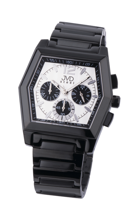 N�ramkov� hodinky Steel JVDC 1126.3