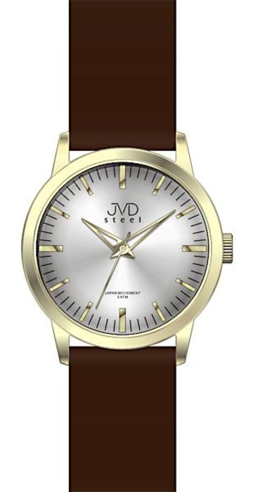 N�ramkov� hodinky JVD steel J4075.2