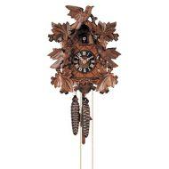 Hand carved cuckoo clock Hönes K104/2