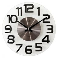 Wall clock JVD design HT098.2