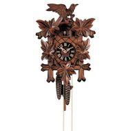 Hand carved cuckoo clock Hönes K100/2