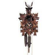 Hand carved cuckoo clock Hönes K105Nu