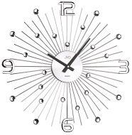 Wall clock JVD HT074