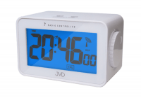 Radio controlled alarm clock JVD RB53